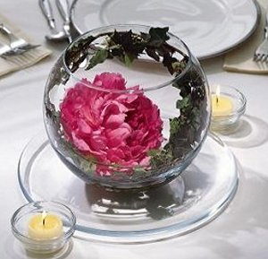 Image of 10104 Dainty Centerpiece