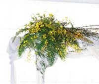 Image of 10111 Sacred Union Chuppah Decoration