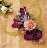 Image of 10124 Pretty Girl Wrist Corsage