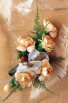 Image of 10128 Petite Carnation Corsage