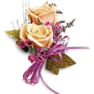 Image of 10130 Petite Rose Corsage