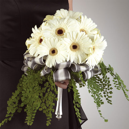 Image of 11536 Classic Gerbera Wedding Package