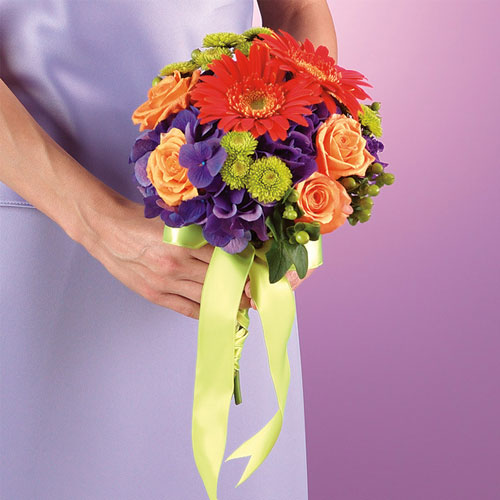 Image of 11522 Intimate Affair Mixed Flower Package