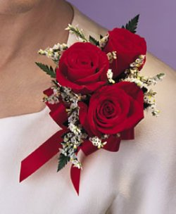 Image of 10677 Rose Corsage