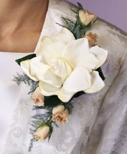 Image of 10692 Gardenia Corsage