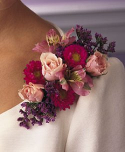 Image of 10698 Rose Corsage