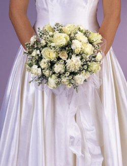 Image of 10733 Bridal Bouquet