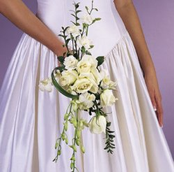 Image of 10738 Bridal Bouquet