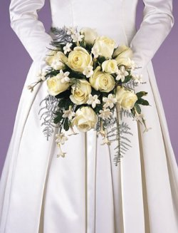 Image of 10739 Bridal Bouquet