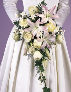 Image of 10741 Bridal Bouquet