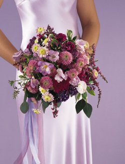 Image of 10745 Bridesmaids Bouquet