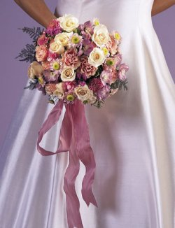 Image of 10746 Bridesmaids Bouquet