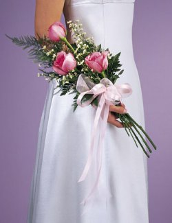 Image of 10748 Bridesmaids Bouquet