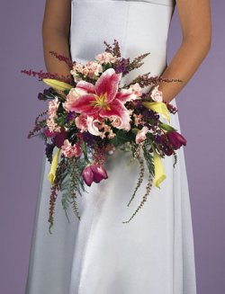 Image of 10750 Bridesmaids Bouquet