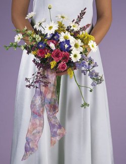 Image of 10751 Bridesmaids Bouquet