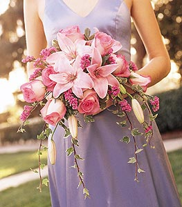 Image of 10826 Pink on Pink Bouquet.