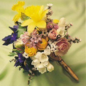 Image of 10159 Bridal Bouquet