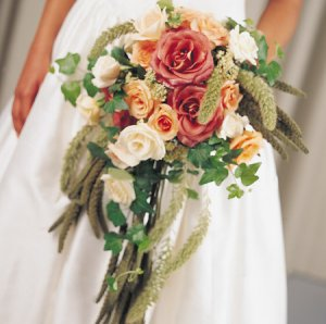 Image of 10219 Bridal Bouquet