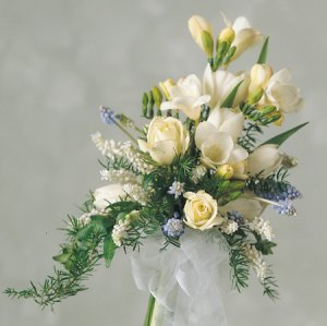 Image of 10253 Bridal Bouquet