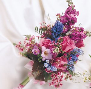 Image of 10266 Bridal Bouquet