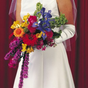 Image of 10273 Bridal Bouquet