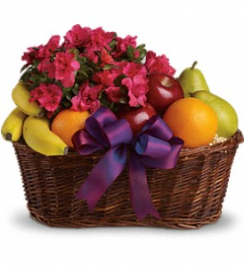 6092 Fruits and Blooms Basket product image