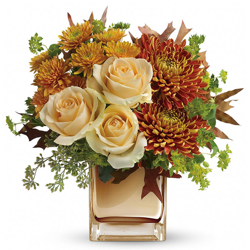 Autumn Romance Bouquet main product image
