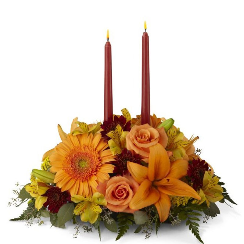 Bright Autumn Centerpiece main product image
