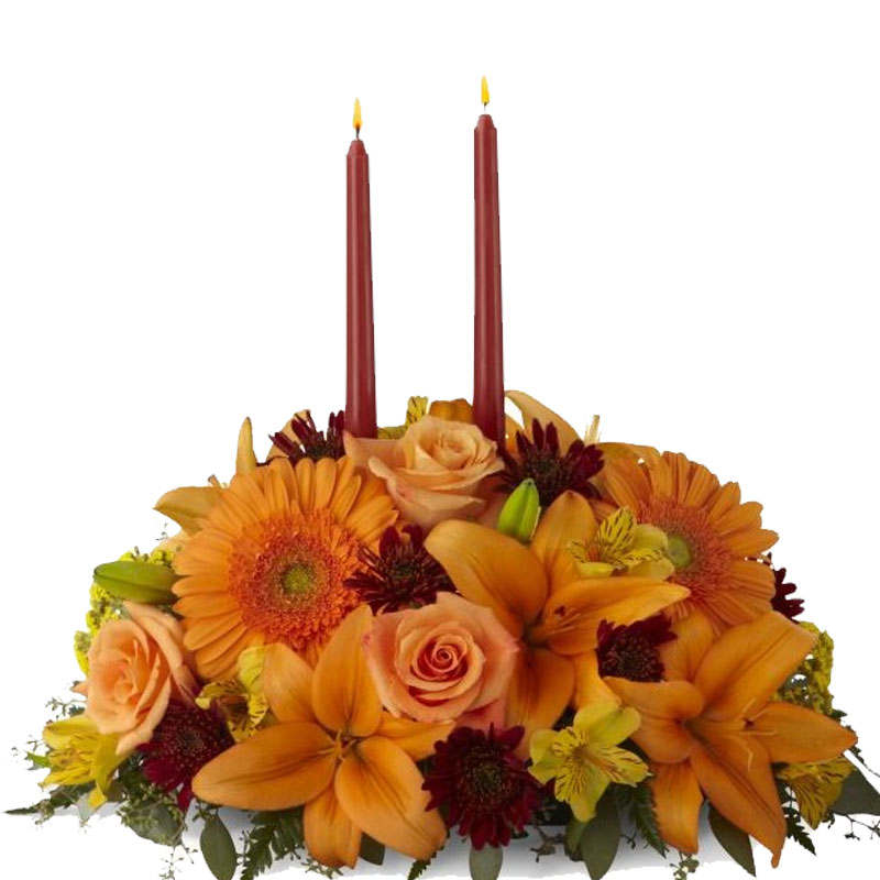 3252 Bright Autumn Centerpiece product image