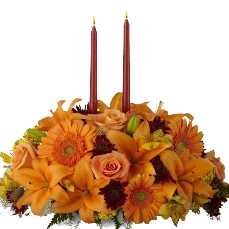 3253 Bright Autumn Centerpiece product image