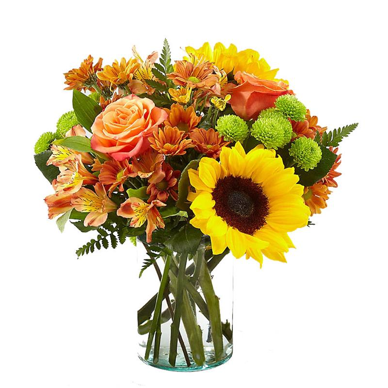 Autumn Splendor Bouquet main product image