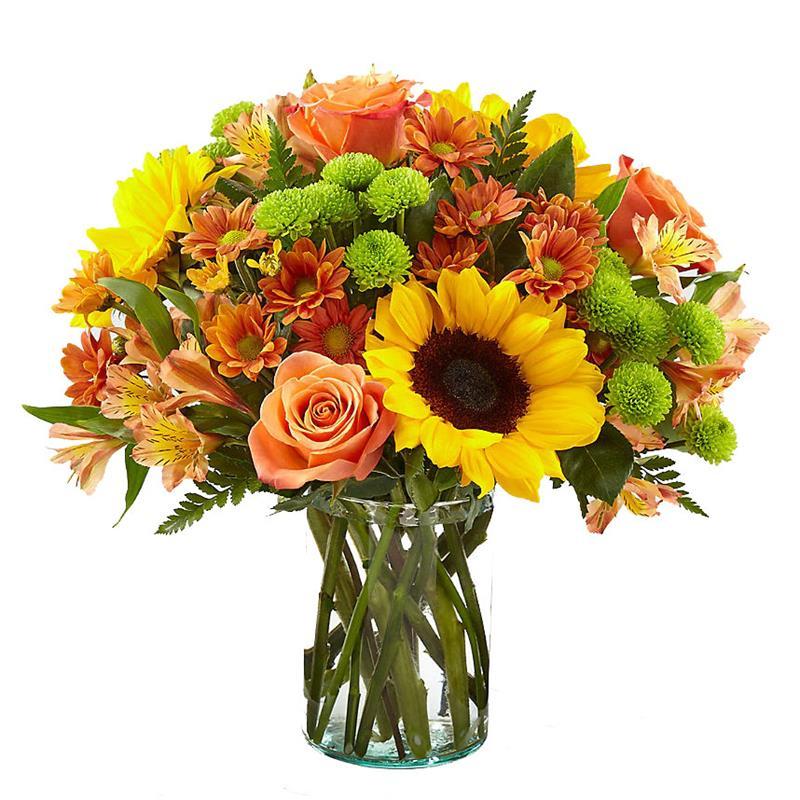 3255 Autumn Splendor Bouquet product image