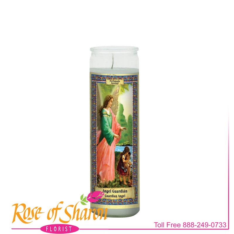 Guardian Angel Candle main product image