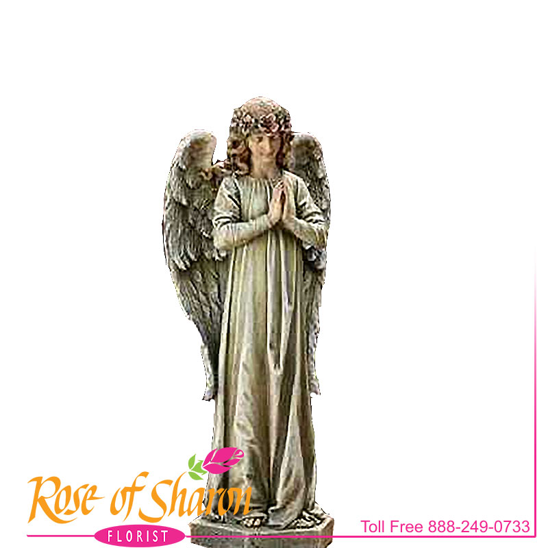 Standing Praying Angel main product image