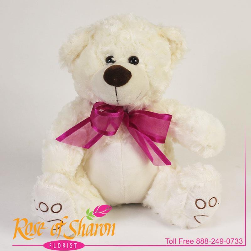 Plush Valentine Bear main product image