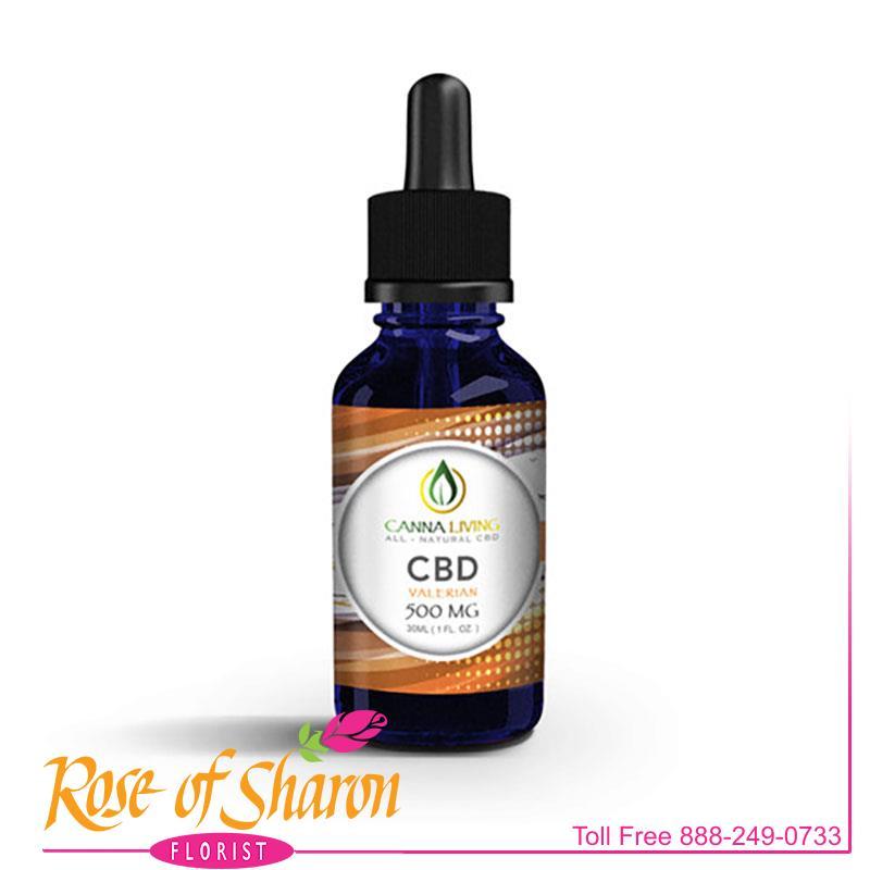 CBD Tincture main product image
