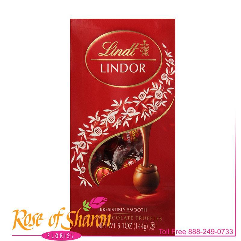 Lindor Milk Truffles main product image