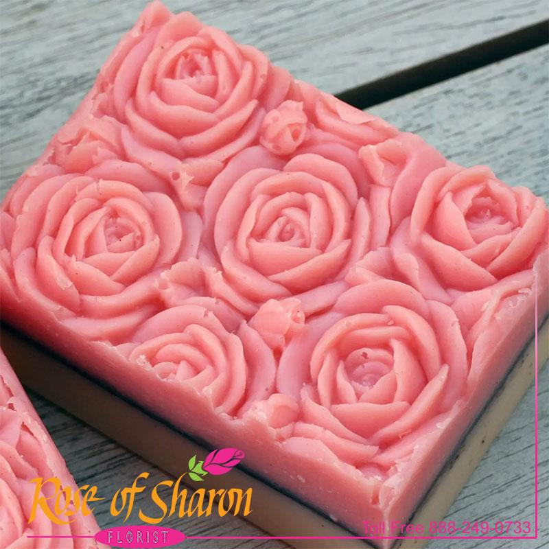 Organic Rose Soap main product image