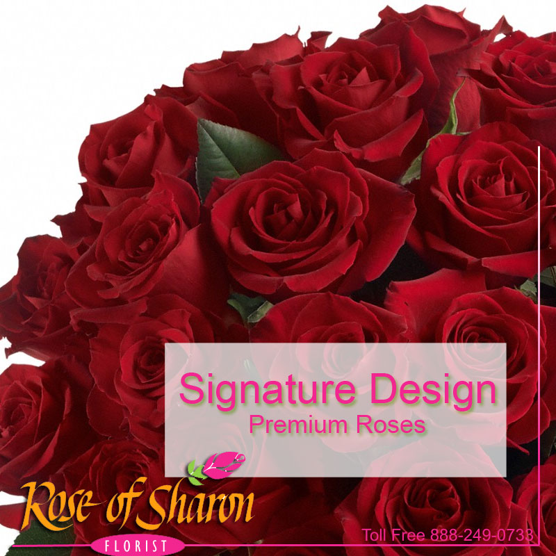 Signature Rose Design main product image