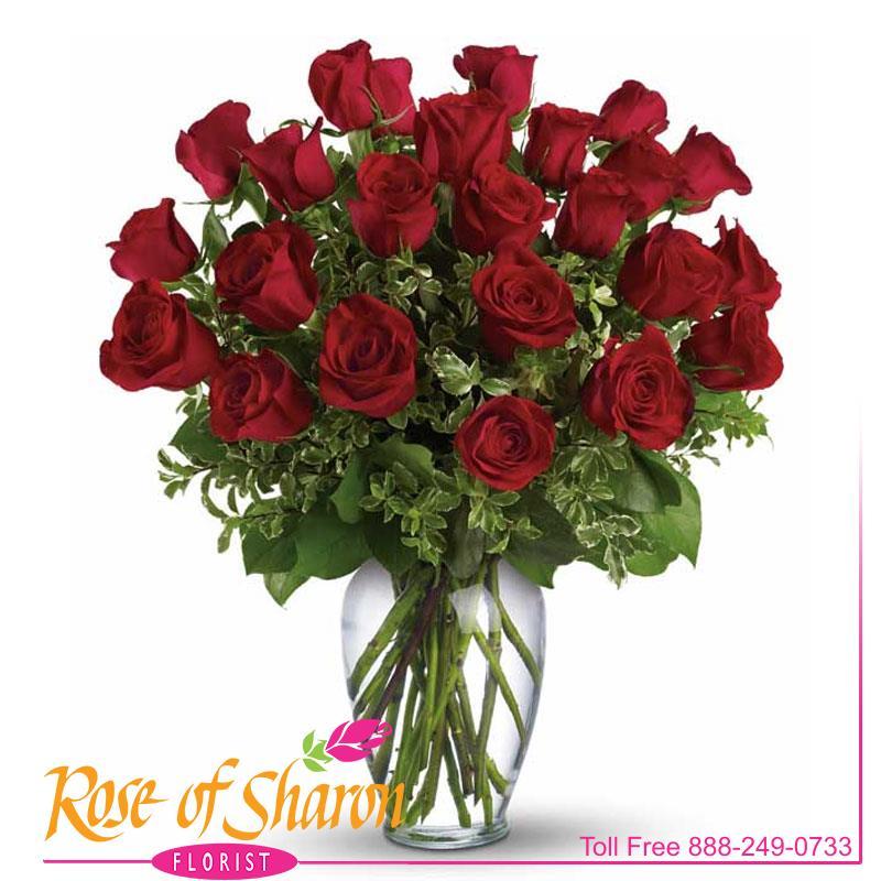 1004 24 Premium Roses product image
