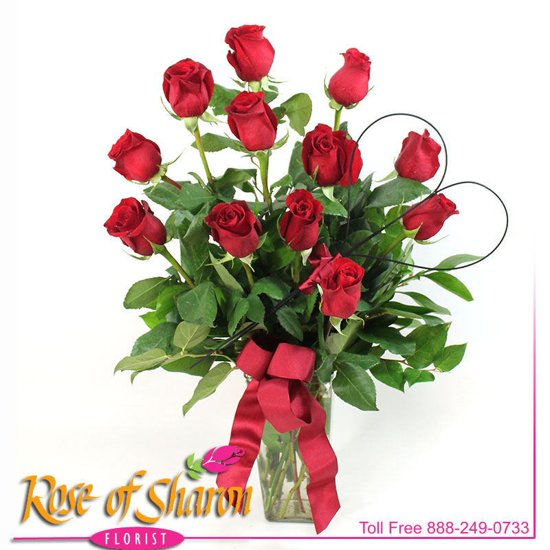 1012 Classic Rose Image One