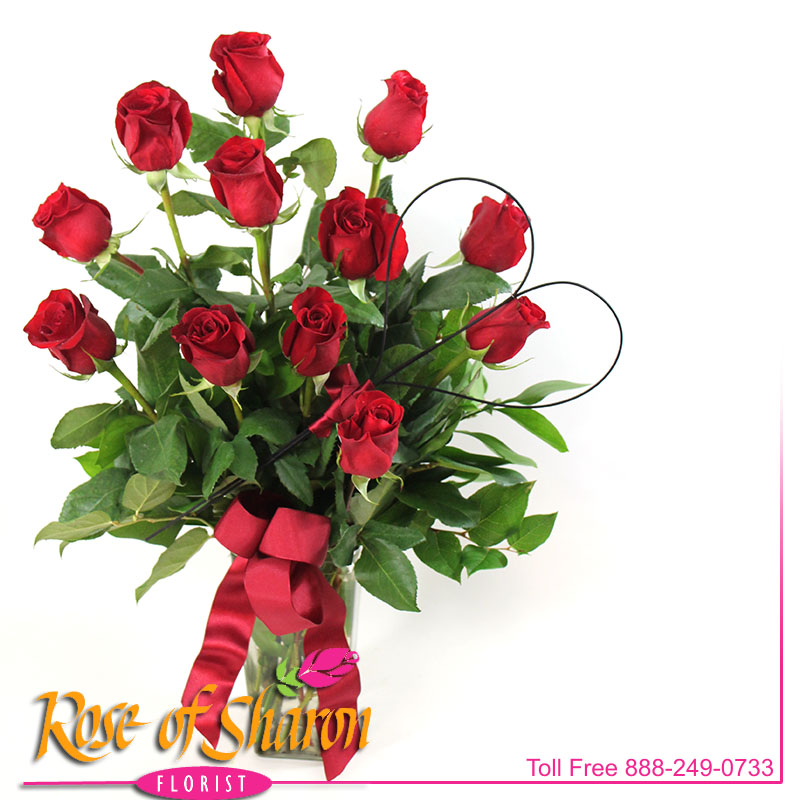 1012 Classic Rose Image Two