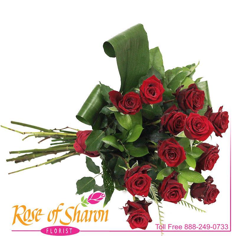 1026 Presentation Rose Bouquet product image
