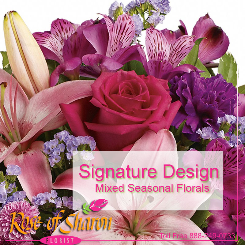 1030 Signature Floral Design product image