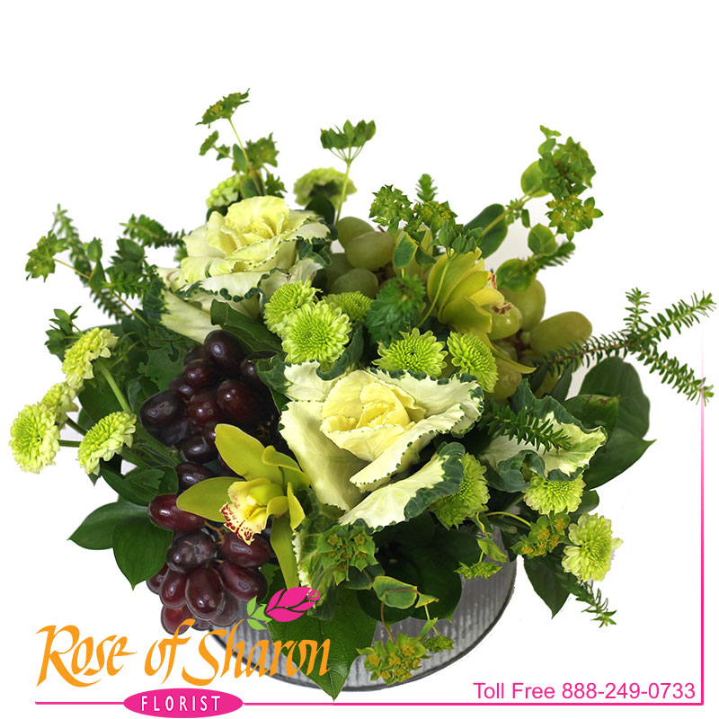 2058 Forest Table Arrangement Image One