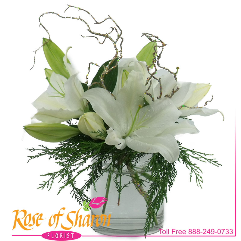 2155 Winter's Lilies product image