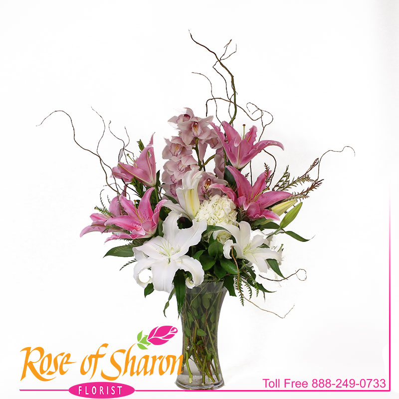 Shoshana Vase Arrangement main product image