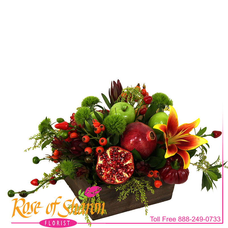 Fresh Harvest Centerpiece main product image