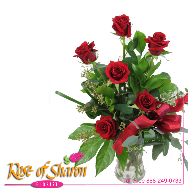 Best Santa Maria florist. Rose of Sharon Florist offers fresh flower delivery Santa Maria. Save money by sending flowers directly with a Local Florist. Call us at 888-249-0733 or local 805-925-3803 for local delivery of fresh flowers, plants and gifts to the entire Santa Maria Valley - Santa Maria Flower Shop with daily deliveries to the entire Santa Maria Valley.  Santa Maria Flower Shop, flowers, plants & gifts to Santa Maria, Orcutt, Nipomo, Guadalupe, Casmalia, Arroyo Grande, Lompoc, Pismo Beach, Grover Beach, Avila Beach, and San Luis Obispo Image