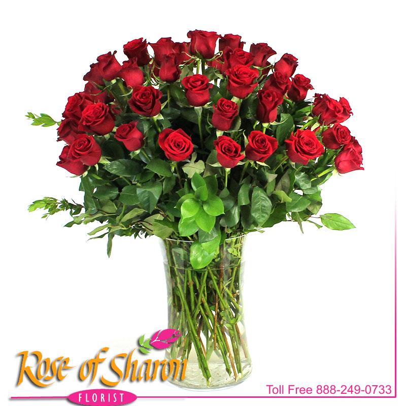 92533 Luxury Rose Arrangement product image